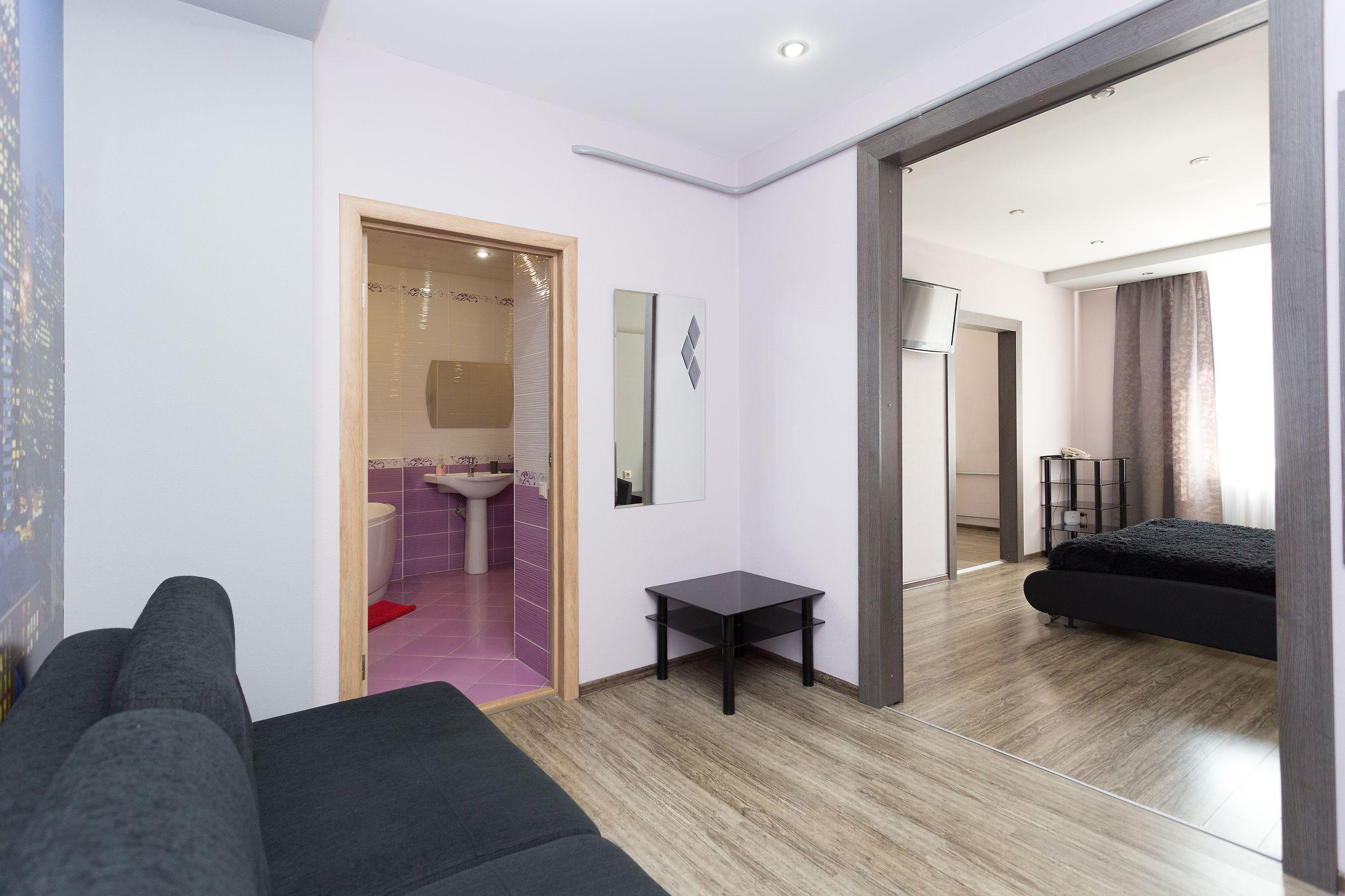 Двухуровневая квартира в санкт петербурге фото перемешает